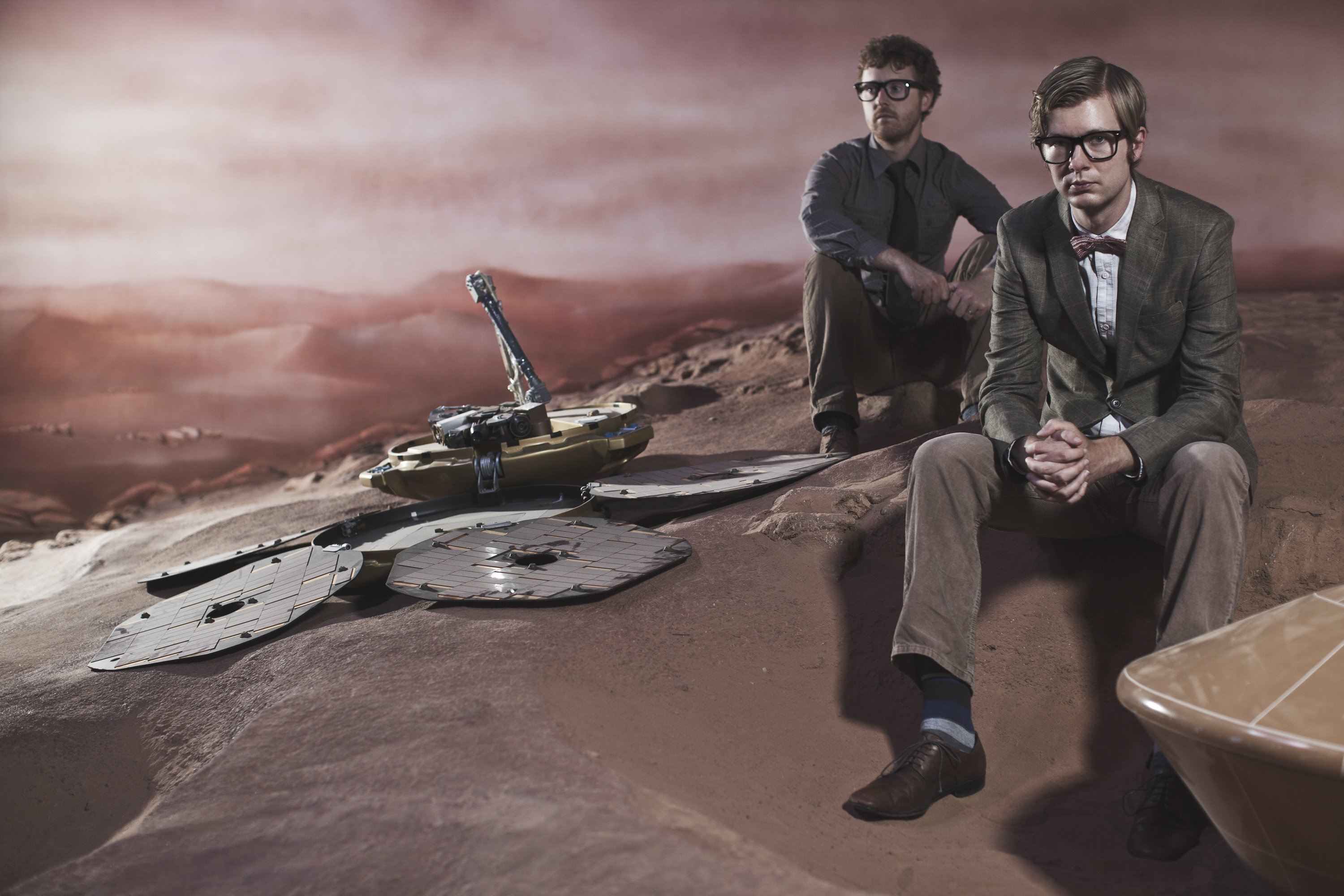 Public Service Broadcasting share new space-flavoured track 'Korolev'