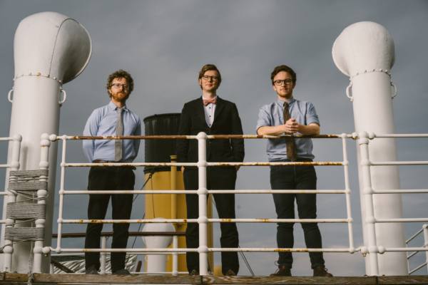 Public Service Broadcasting announce new EP 'White Star Liner'
