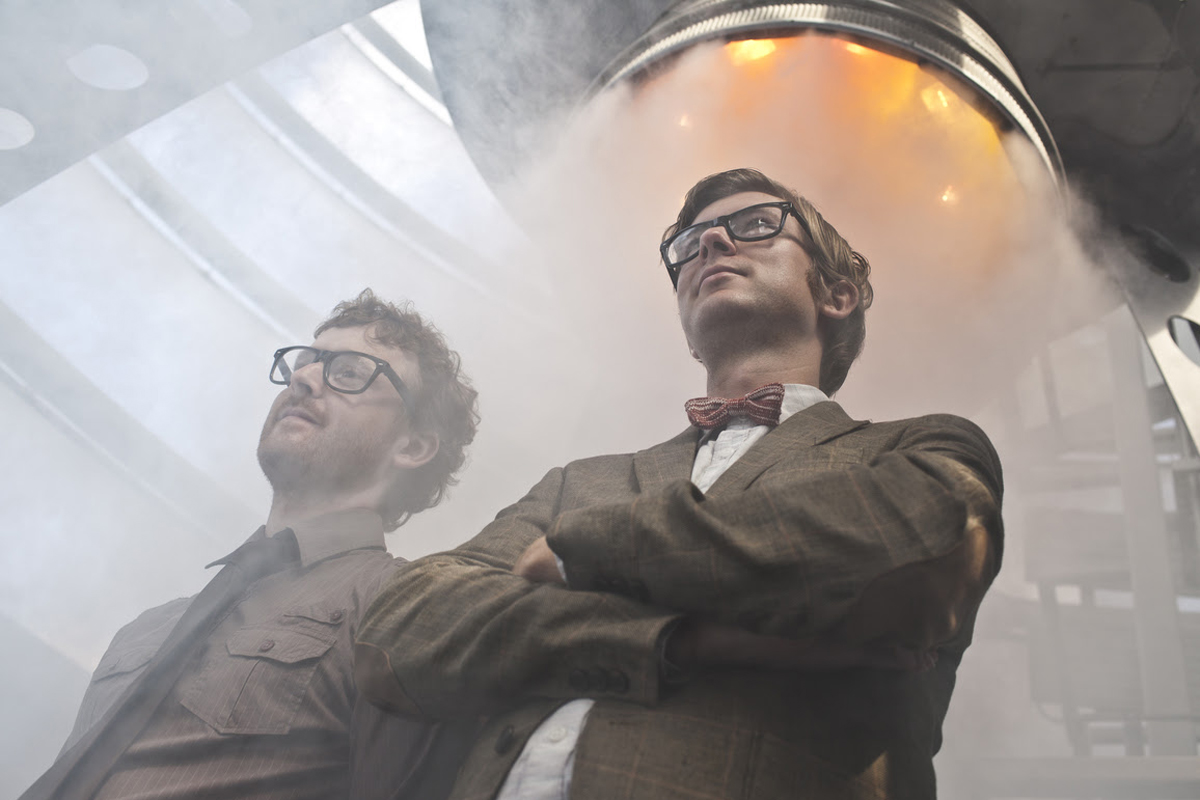 """Public Service Broadcasting plan Latitude trip: """"I'd love to see Caribou"""""""