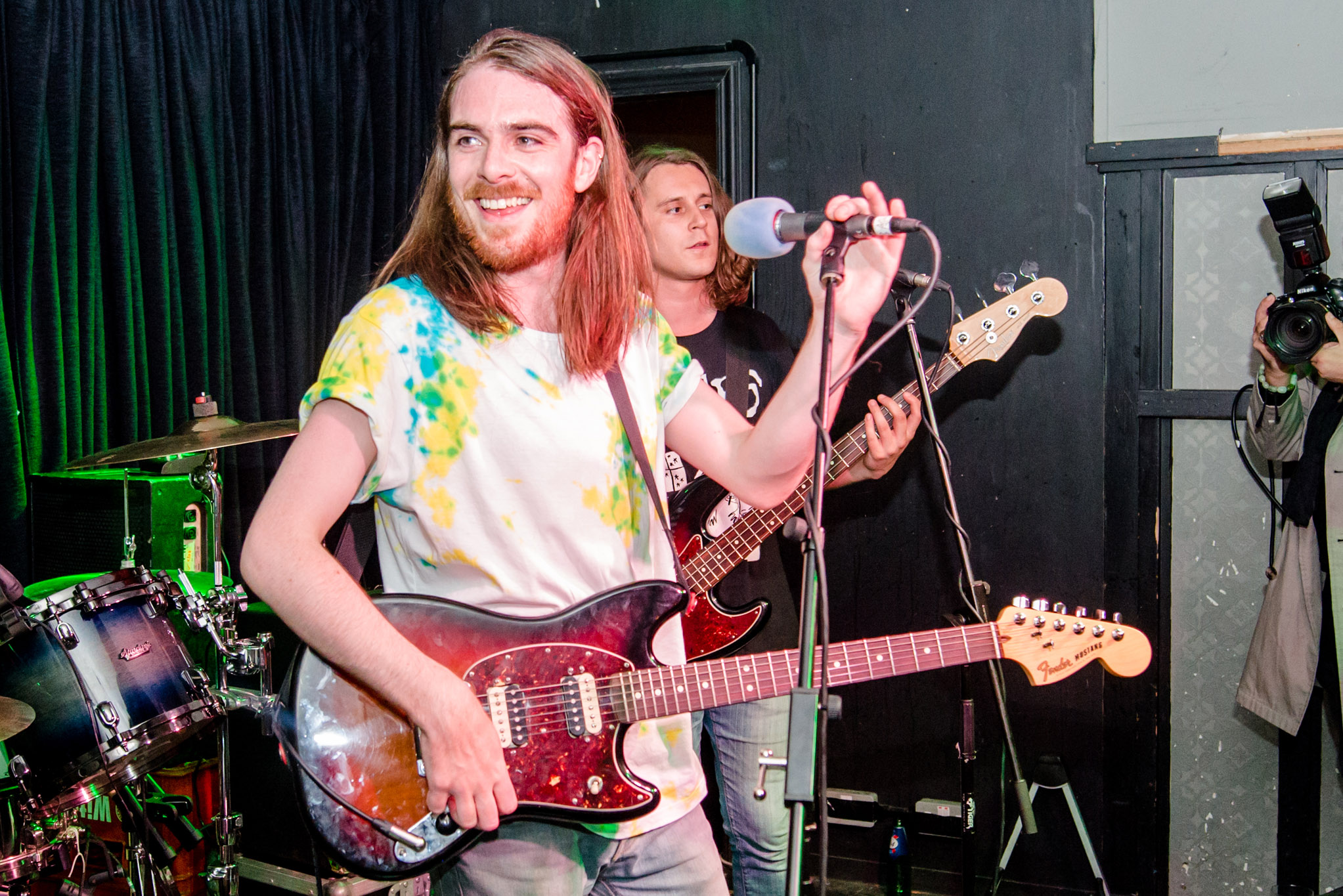 Pulled Apart By Horses release their own 'Blood' beer
