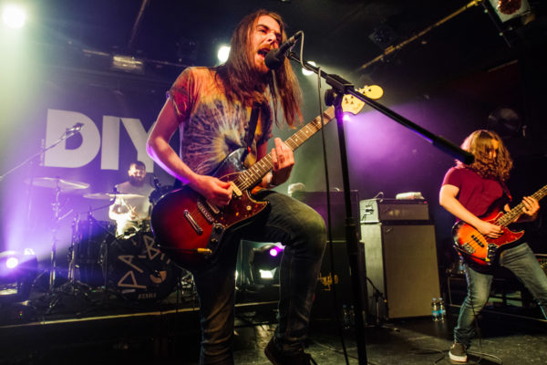 Pulled Apart By Horses are off on tour this Autumn