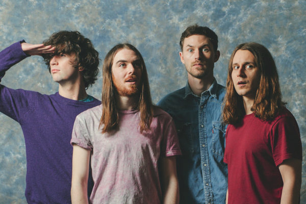 Heaven for the Weather: Pulled Apart By Horses talk new members and next steps