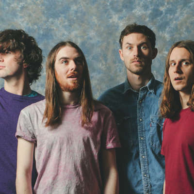 Pulled Apart By Horses are back with 'The Big What If'