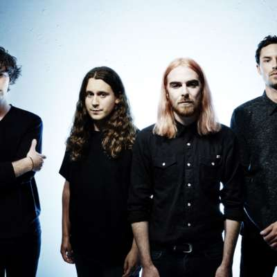 Pulled Apart By Horses announce festive show