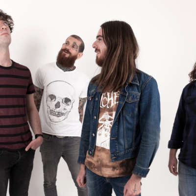 Pulled Apart By Horses cover Slade's 'Merry Xmas Everybody'
