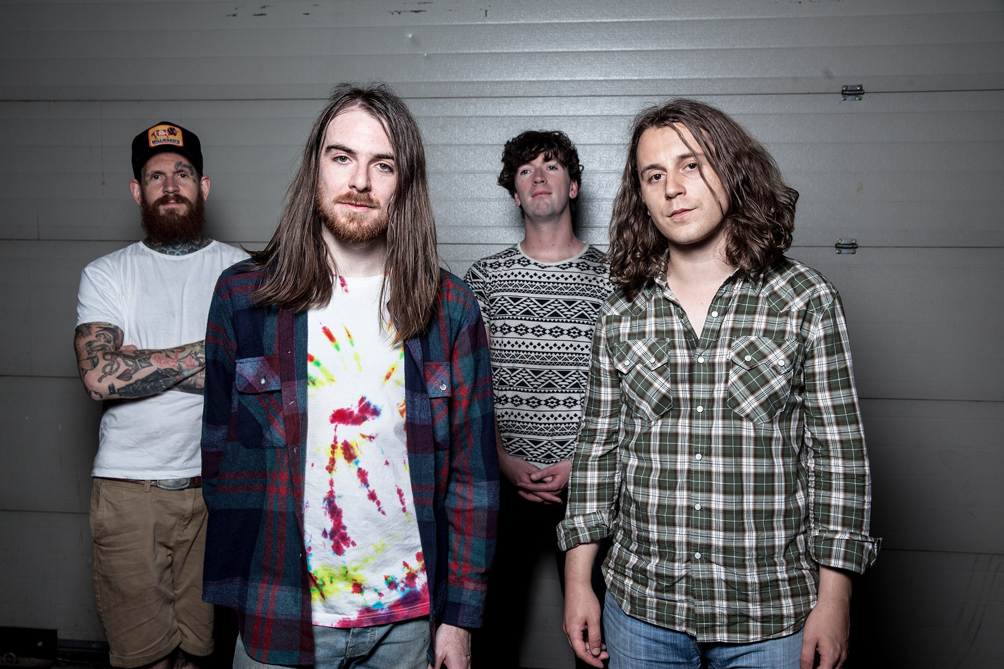"Pulled Apart By Horses talk ""more melodic"" album, 'Blood'"