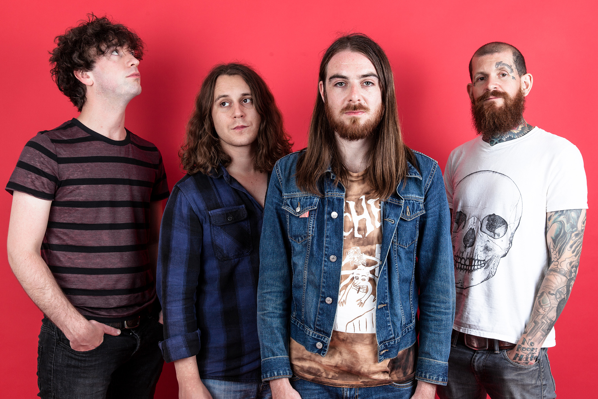 Pulled Apart By Horses unveil new track 'Beat Up'