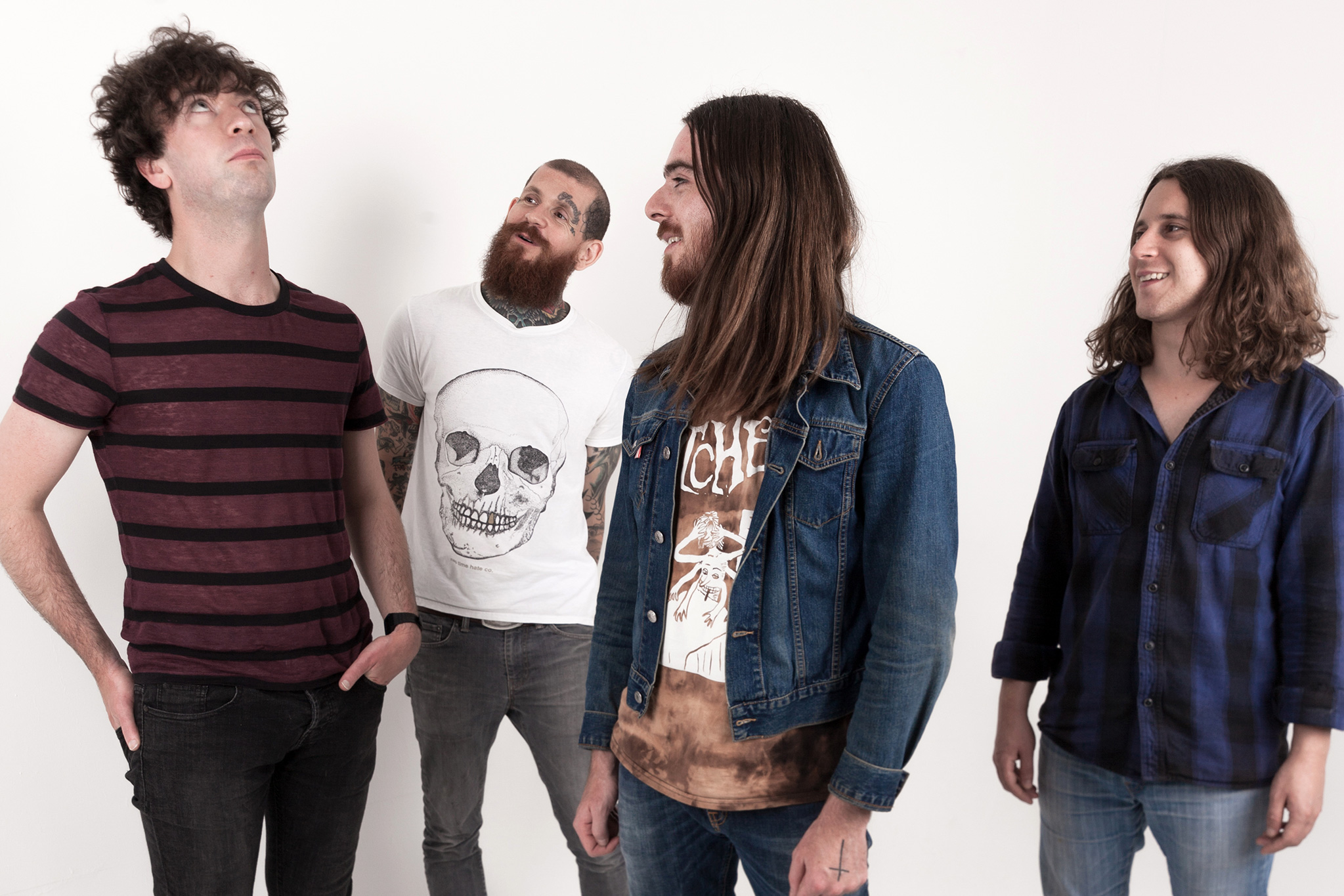 Pulled Apart By Horses' blood-tastic playlist