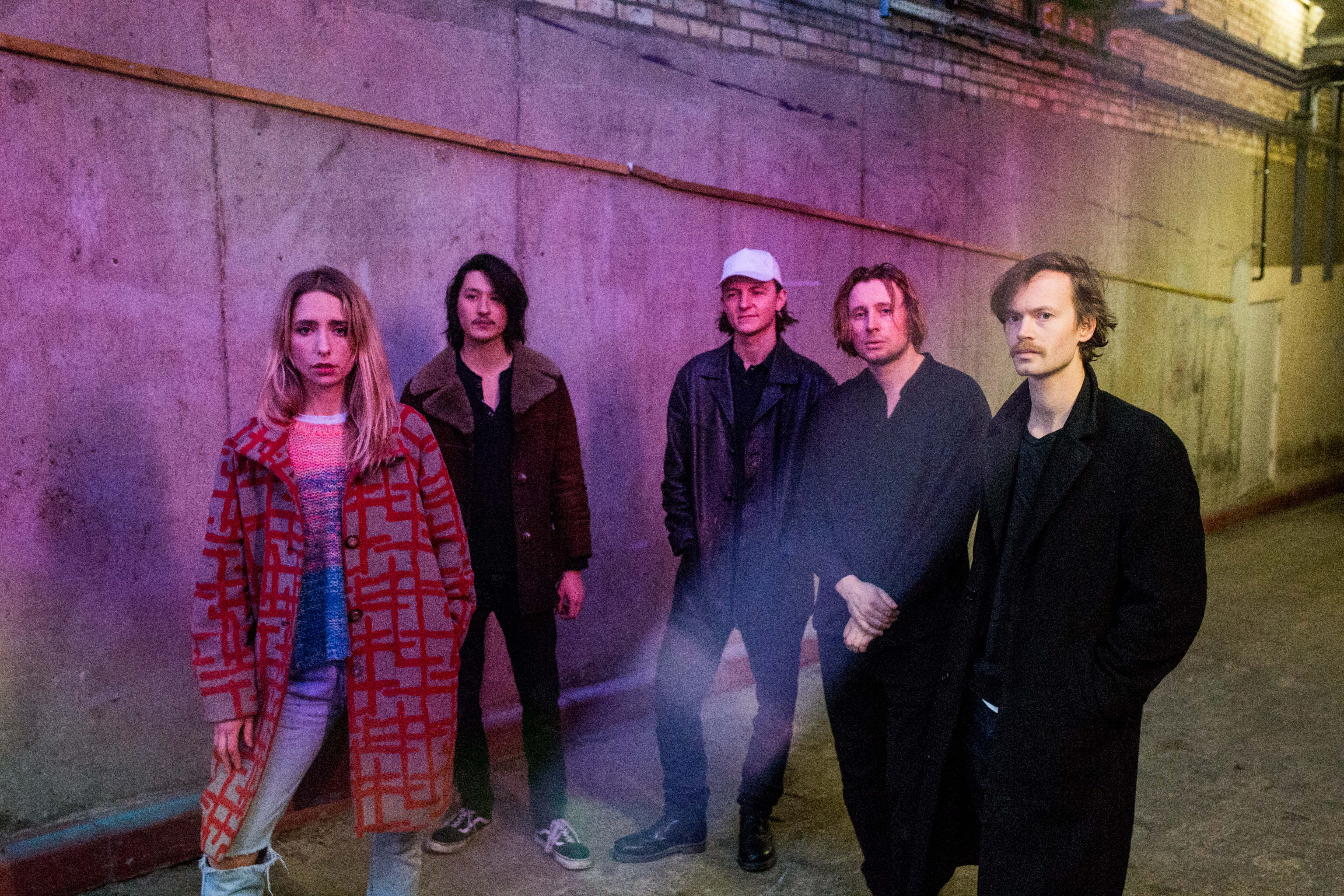 "Pumarosa: ""We try and work everyone up into a euphoric state"""