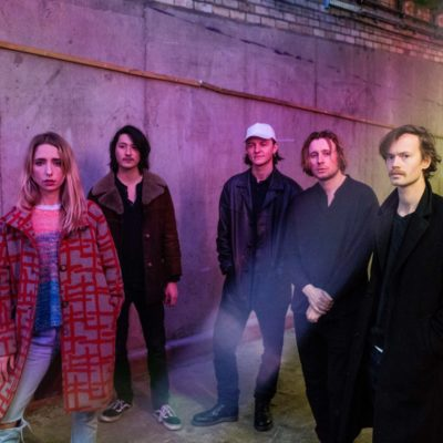 Pumarosa and Bo Rocha sip on magic potion at The Great Escape