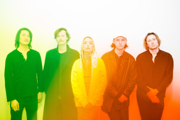 """Pumarosa: """"We try and work everyone up into a euphoric state"""""""