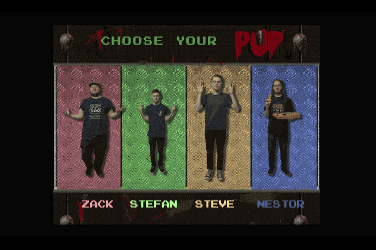 PUP share a pretty amazing new interactive video for 'Old Wounds'