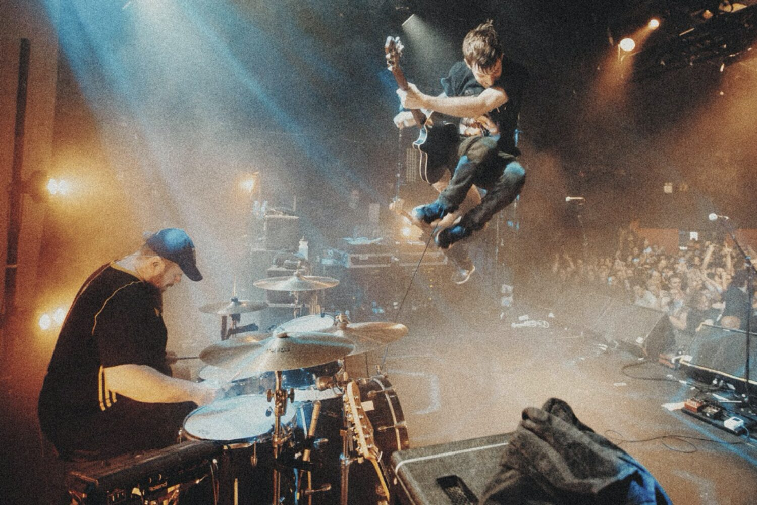 PUP release 'Live At The Electric Ballroom'