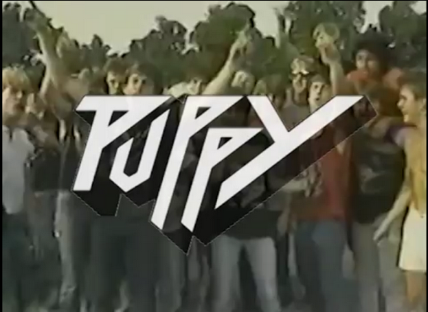 Puppy get into the heart of the mosh with debut 'Forever' video