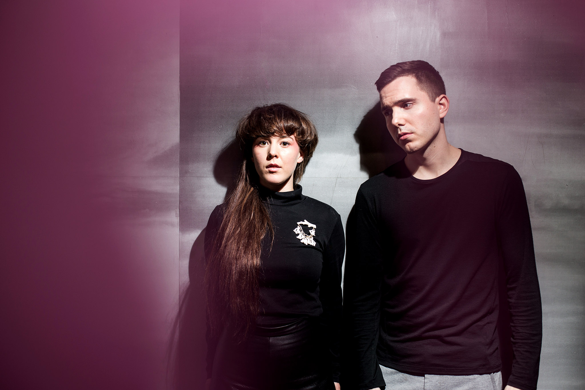 "Purity Ring: ""We've both changed so much"""