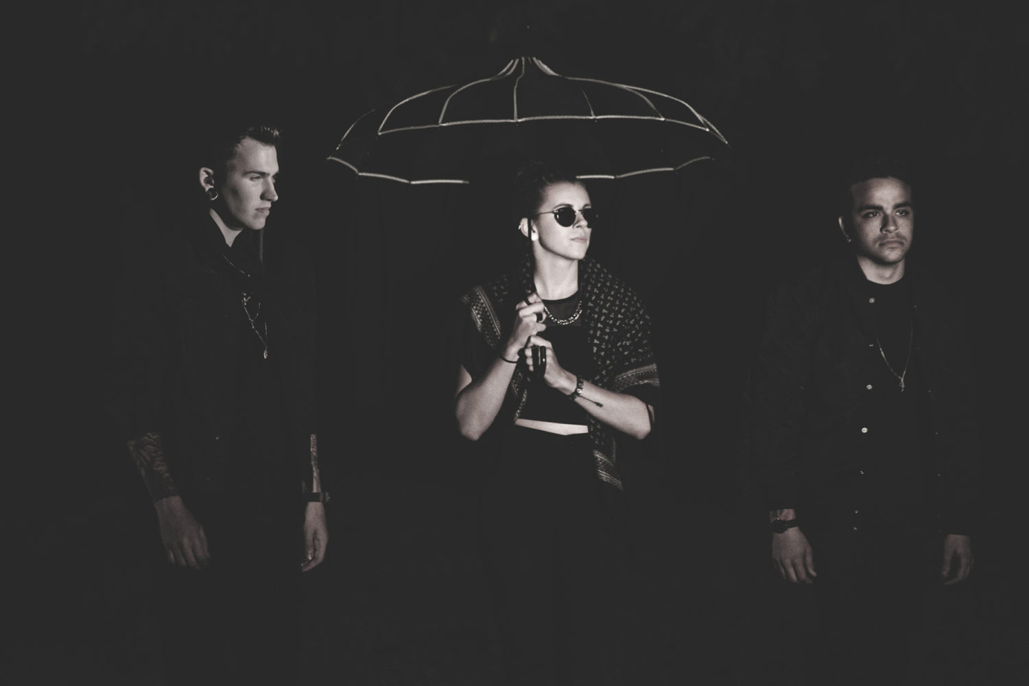 """PVRIS: """"Not to get ahead of ourselves, but we want to be one of the biggest bands ever"""""""