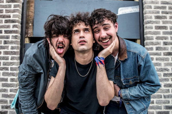 """The Parrots talk Spain and spreading wings: """"The only thing I know how to do is to make music"""""""