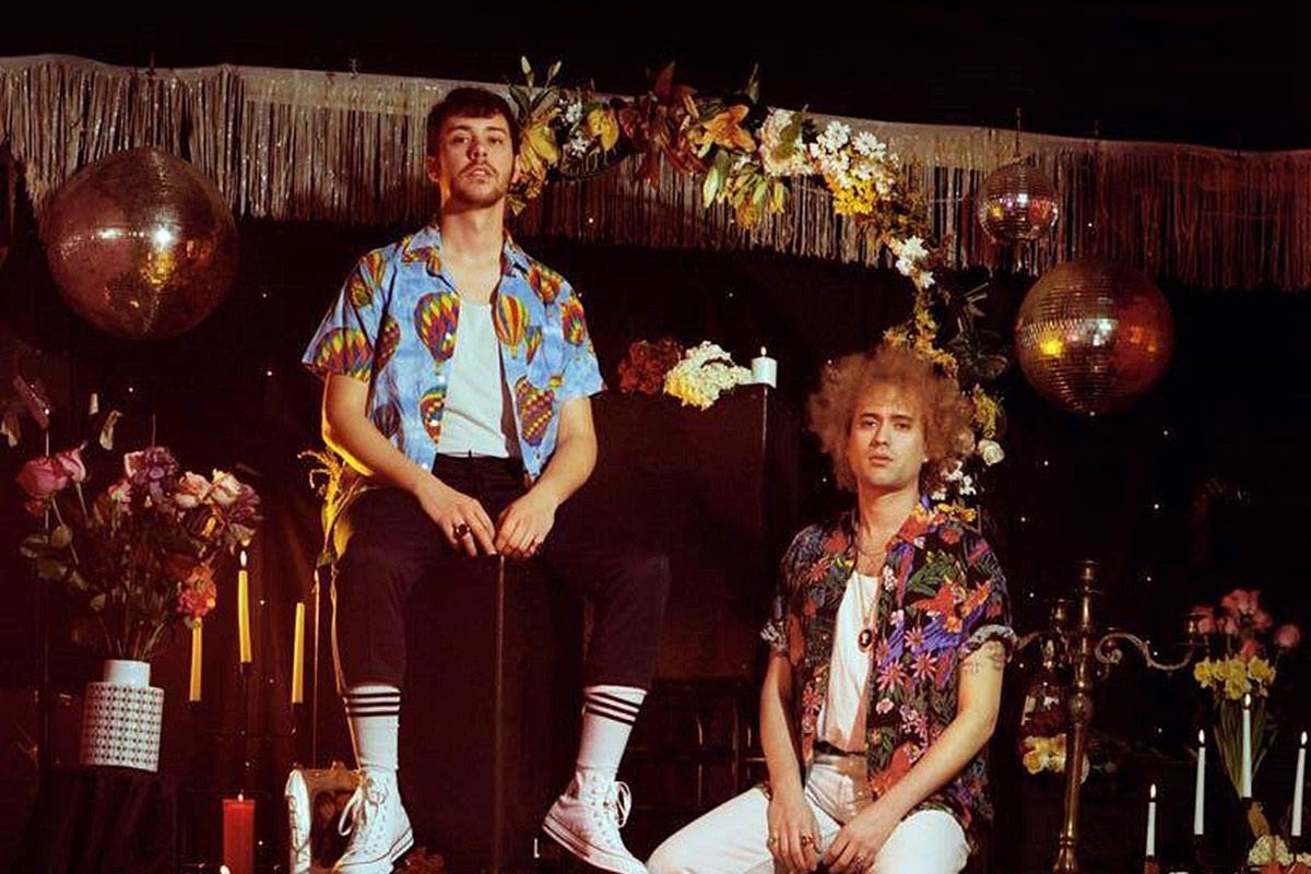The Parrots unveil brand new track 'Cigarette Burns'