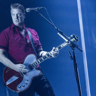 Queens of the Stone Age, Wembley Arena, London