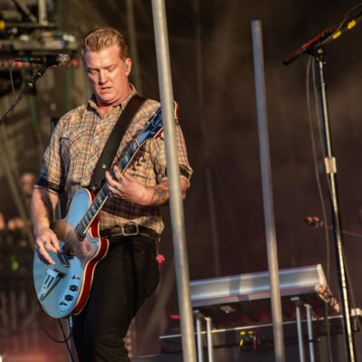 Queens Of The Stone Age, Finsbury Park, London