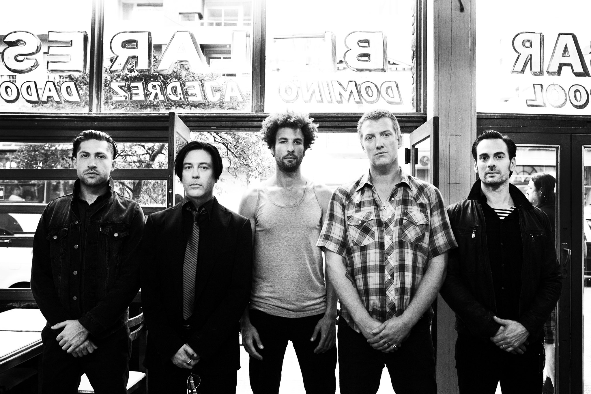 So, it looks like that new Queens of the Stone Age album is finished
