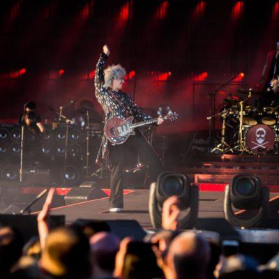 Adam Lambert-Fronted Queen To Headline Sonisphere?