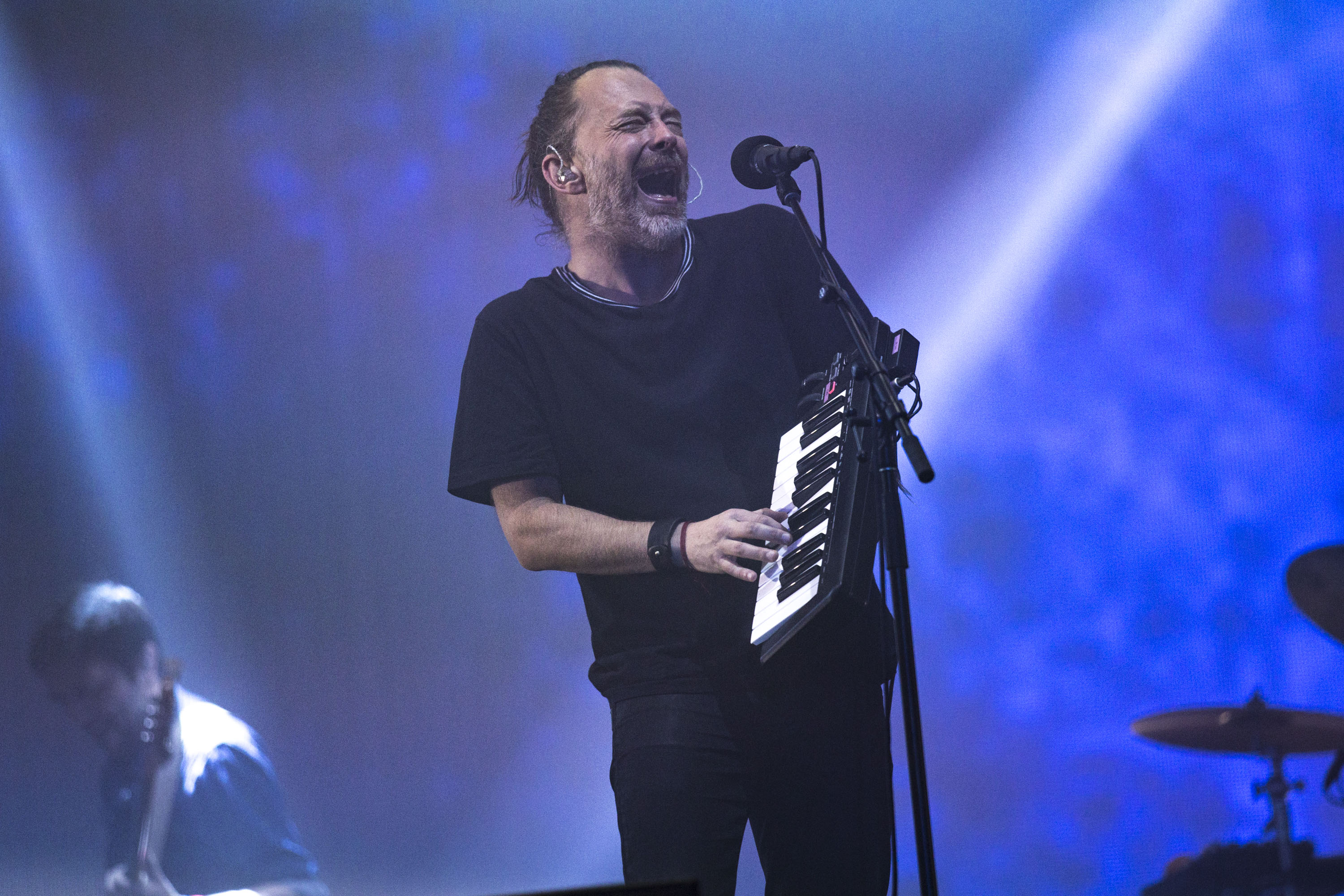 Thom Yorke says 'Hands Off The Antarctic' on new track