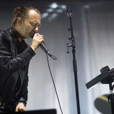 Radiohead briefly covered The Smiths at Austin City Limits