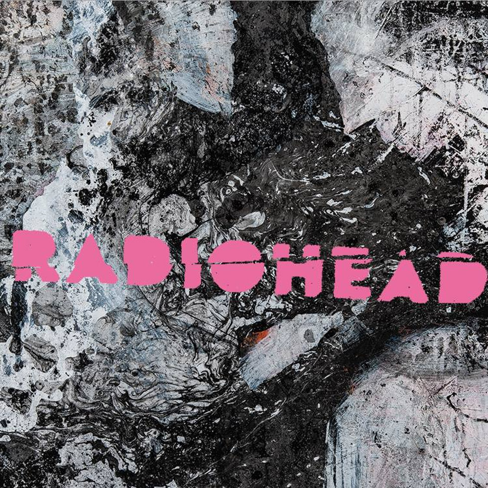 "The new Radiohead album is a ""work of art,"" says collaborator Stanley Donwood"