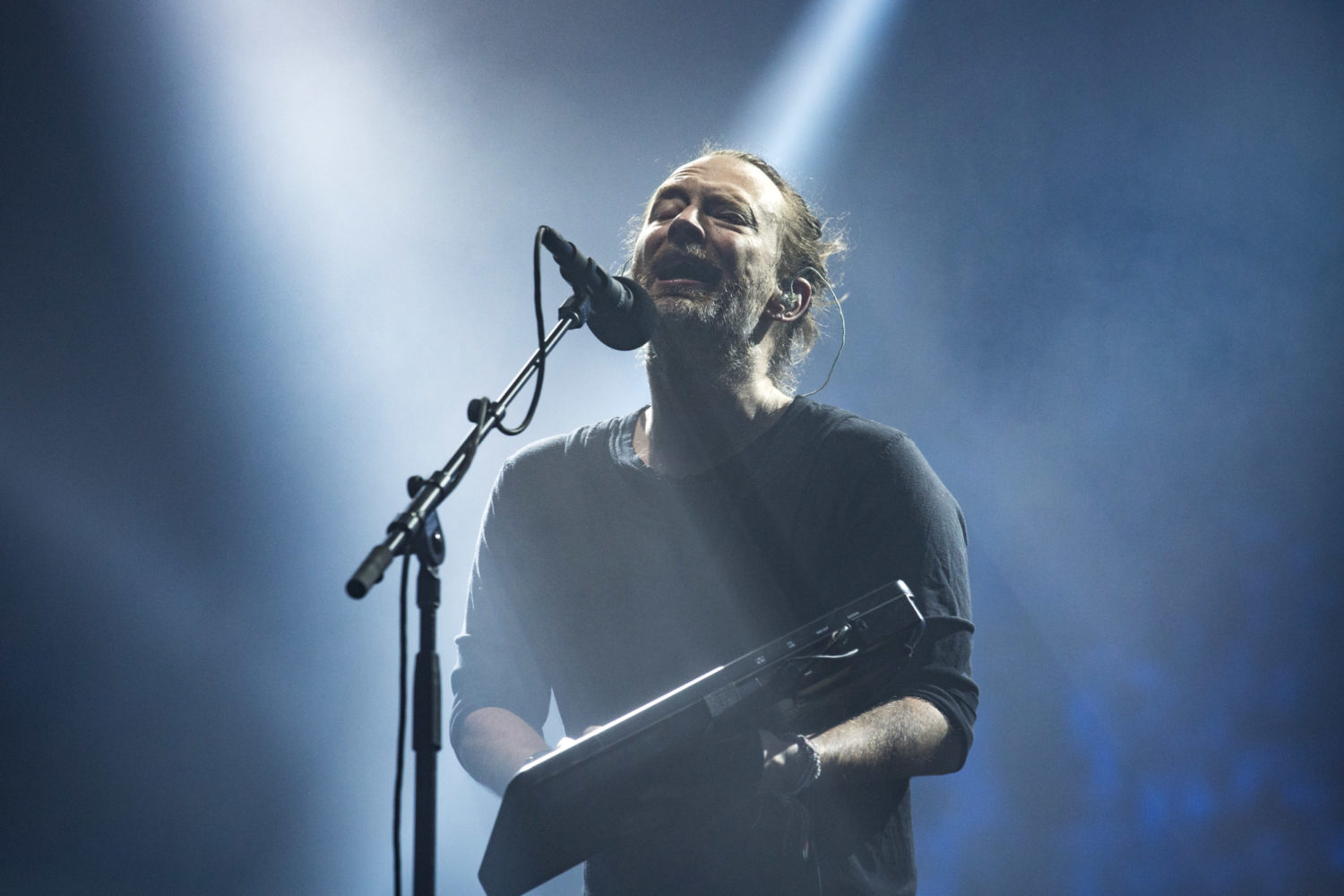 Radiohead bring mammoth headline set to day two of Rock Werchter 2017