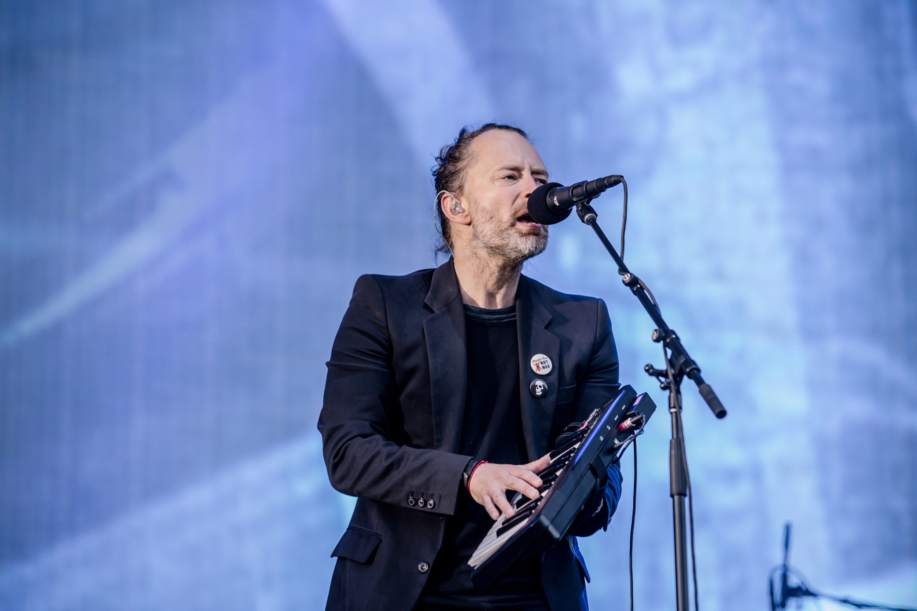 Thom Yorke announces US tour
