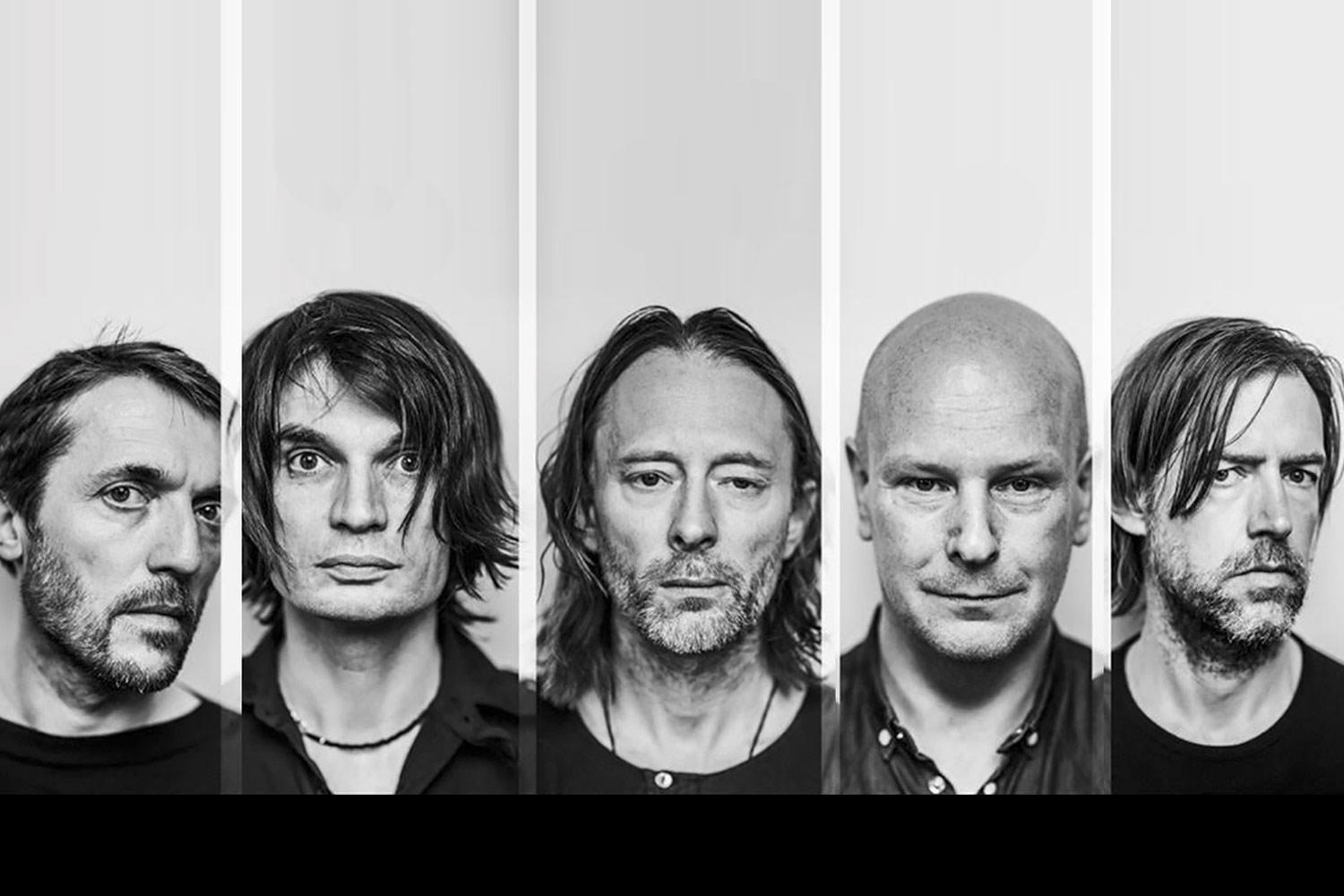 Radiohead to release stolen 'OK Computer' demos as 'MINIDISCS [HACKED]'