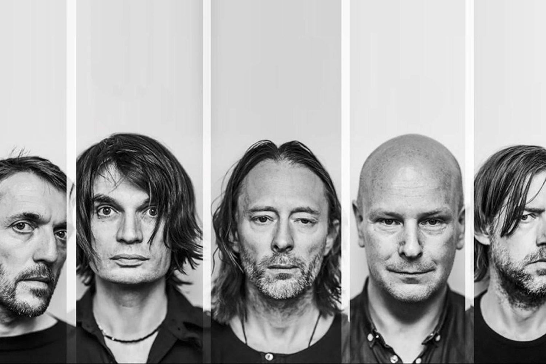 Looks like Radiohead are up to something...