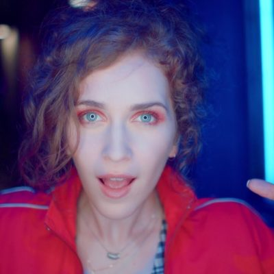 Rae Morris is a solo soul-searcher in the video for 'Atletico'