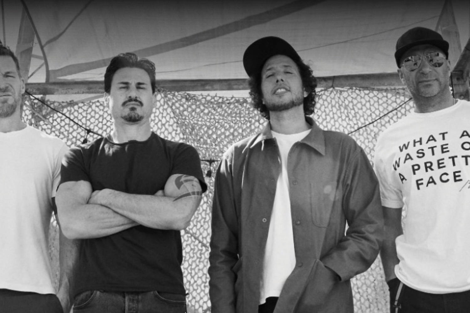 Rage Against The Machine to headline Rock En Seine