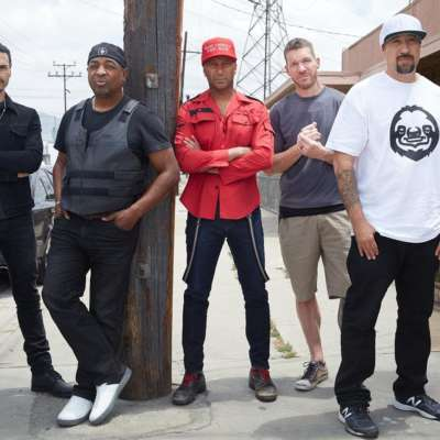 Rage Against The Machine x Public Enemy supergroup Prophets Of Rage have announced their debut EP