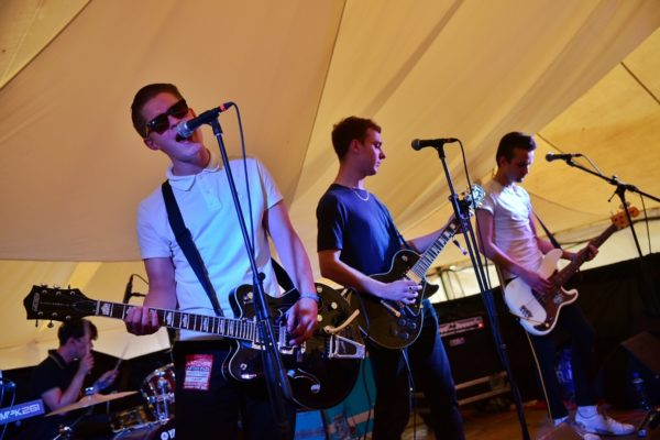 Real Lies search for their true selves at Latitude 2015