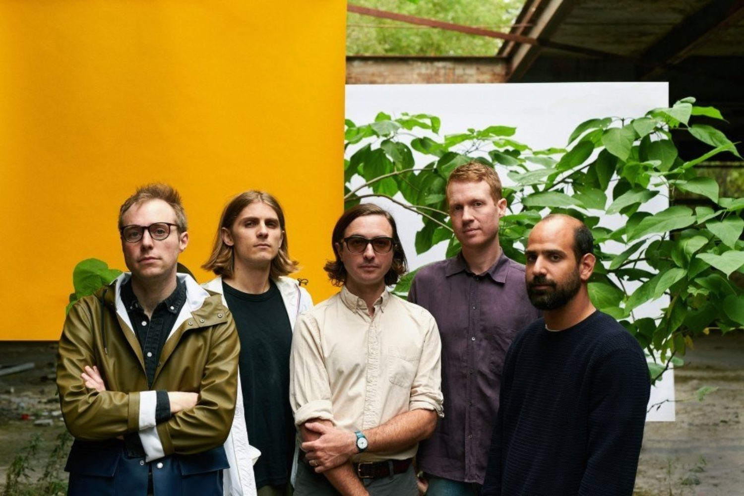 Real Estate announce new album 'The Main Thing'