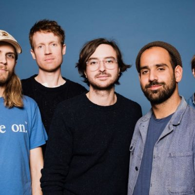 Watch Real Estate play a new song live