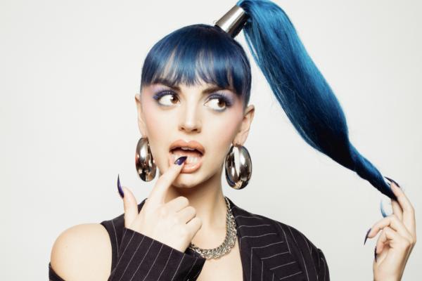 Rebecca Black transforms 'Friday' into a hyper-pop banger