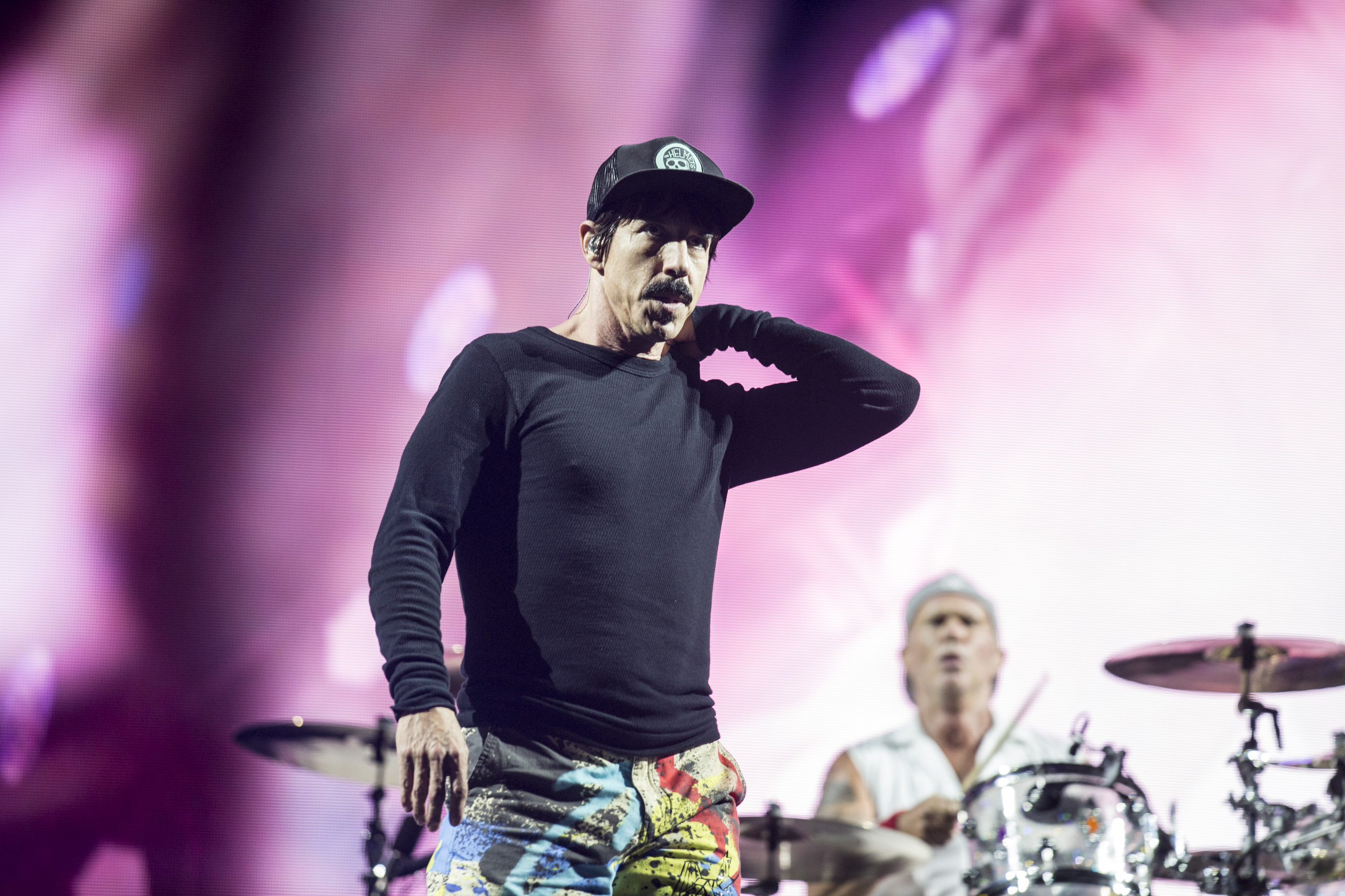 Red Hot Chili Peppers deliver at Reading 2016