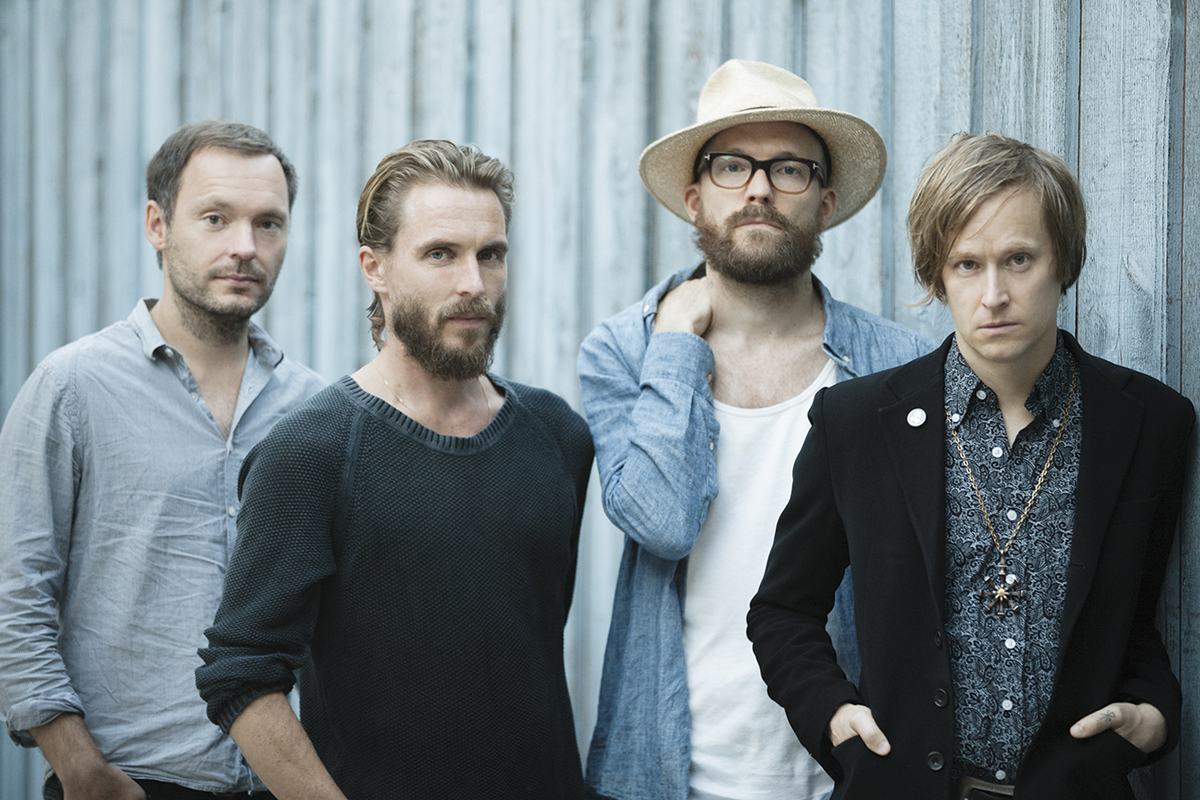 "Refused: ""You have to take risks, that's part of the DNA of the band"""