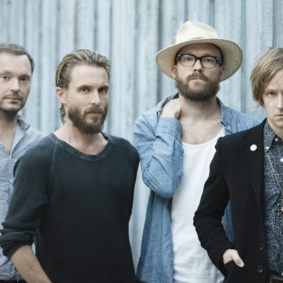 Refused announce 'Black Friday' EP, 'Servants of Death'