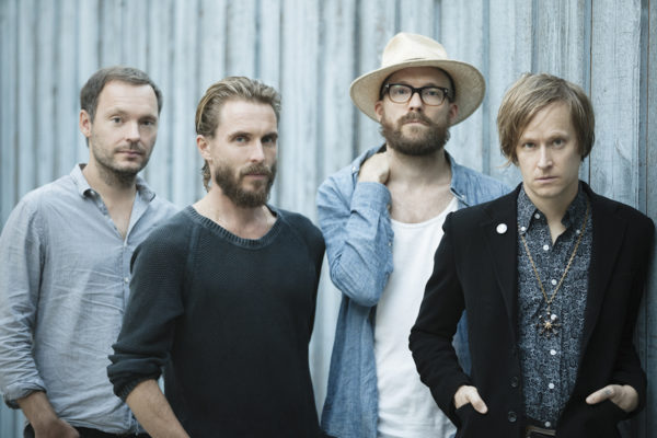 """Refused: """"You have to take risks, that's part of the DNA of the band"""""""