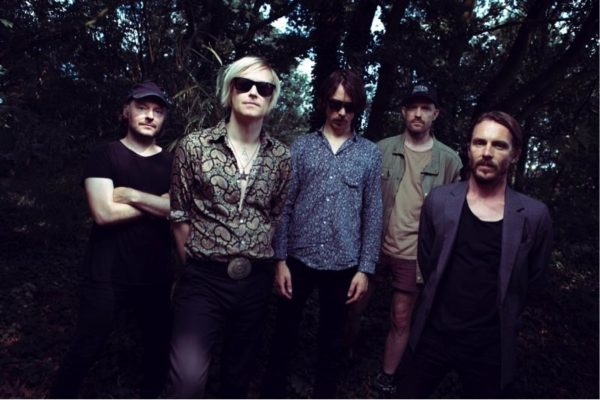 Refused share new track 'Blood Red'