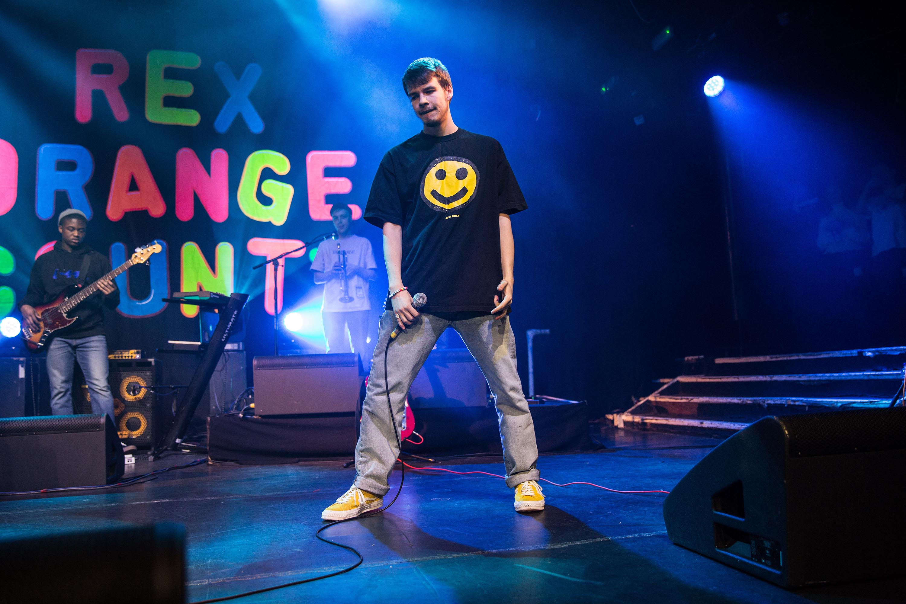 Rex Orange County, KOKO, London