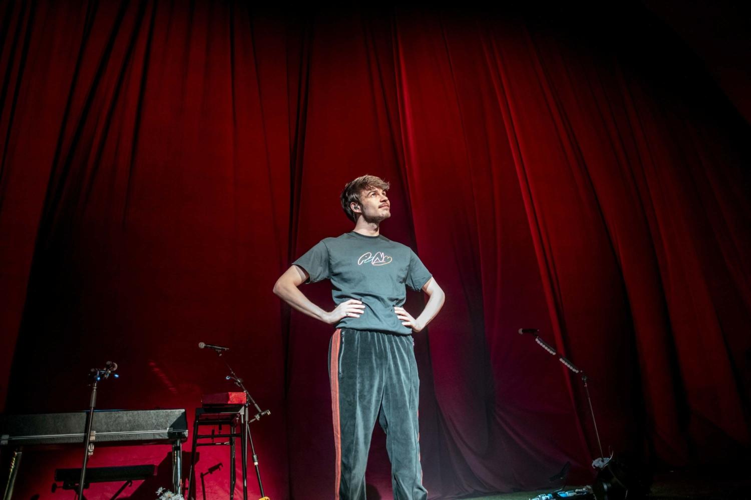 Rex Orange County, Brixton Academy, London