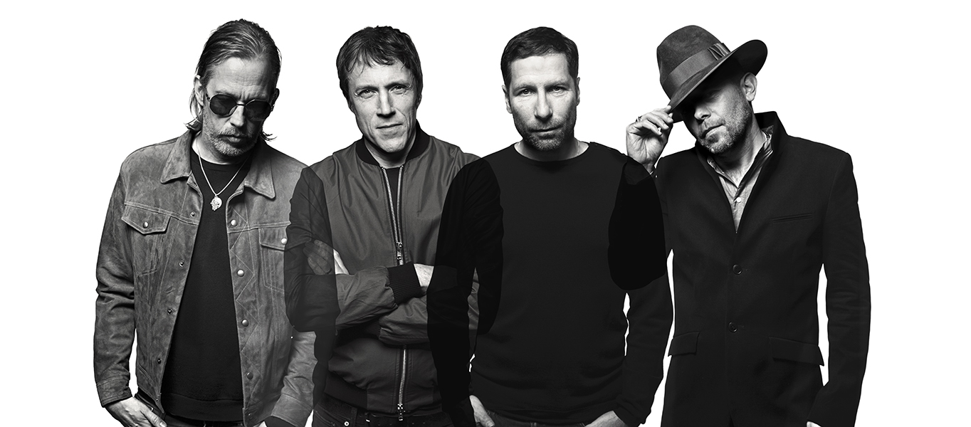 Ride have announced a new UK tour