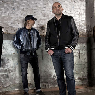 Ride share 'Charm Assault', their first new song in 20 years