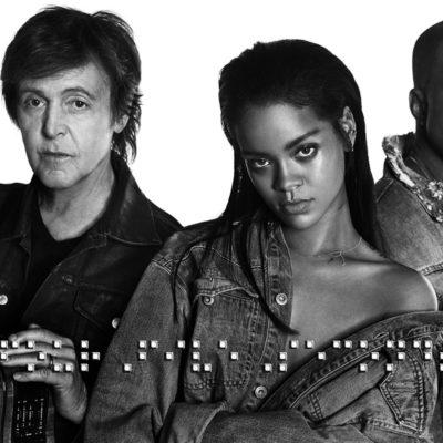 DJ Mustard remixes Rihanna, Kanye and Paul McCartney's 'FourFiveSeconds'